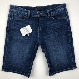 Lucky Brand Jeans The Bermuda Shorts